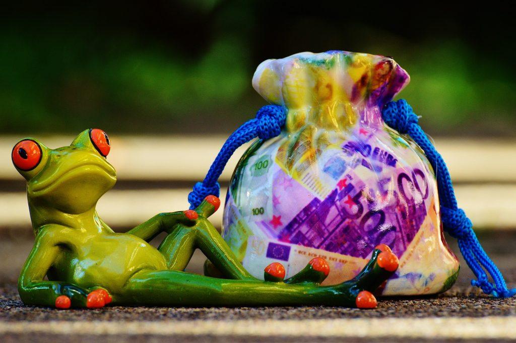 La réserve d'argent